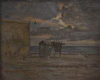 sera sul lungomare by francesco arata