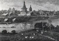 contrée du nord by dimitri vorontsov