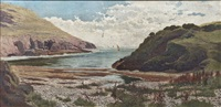 portally cove, county waterford by william pye
