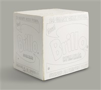 brillo box by tom sachs