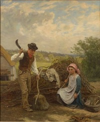 helping a neighbor by james clarke waite
