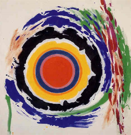 heat by kenneth noland