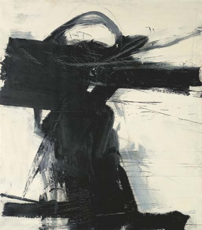 crow dancer by franz kline