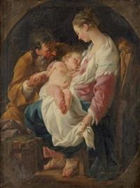 la sainte famille by noel halle