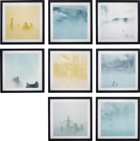lagune series set of 8 by olafur eliasson