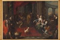 l'évanouissement d'esther by flemish school (17)