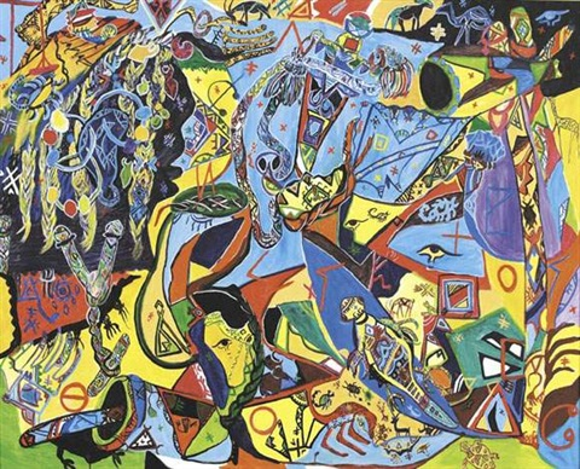 vision by taoufa el aharah