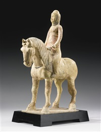 equestrienne by anonymous-chinese (tang dynasty)