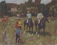 riding lessons by viktor ivanov