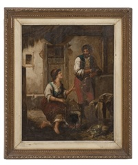 gitanos by f. morelli