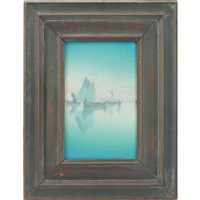 quiet reflections-venice by carl schmidt