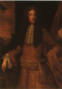portrait of henry, 5th viscount melville by robert duddingstone herdman