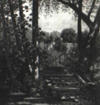 path through the forest by alfred t. ordway
