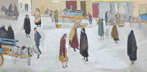 galway market by barbara warren