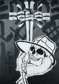 el ese (the homeboy) by chaz bojorquez