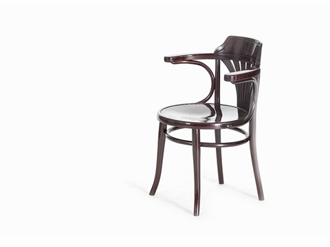 Coffee House Armchair No. 24 By Thonet