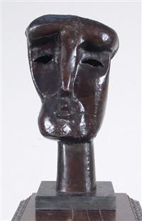 cabeza femenina by enrique azcarate