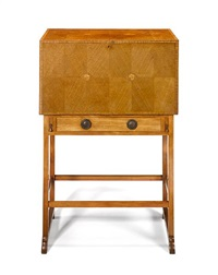 secretaire on stand by peter waals