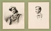 dos caballeros (2 works) by santiago arcos y megalde