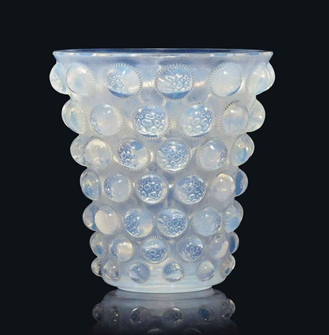 bammako vase no 10 882 by rené lalique