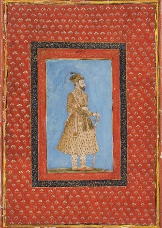 anonymous moghul around 16501750
