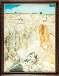 obraz 2349 - działoszyn - prometeusz by jerzy duda-gracz