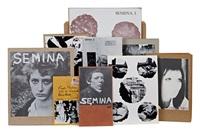 semina, vol. 1-9, 1958-1964 by wallace berman