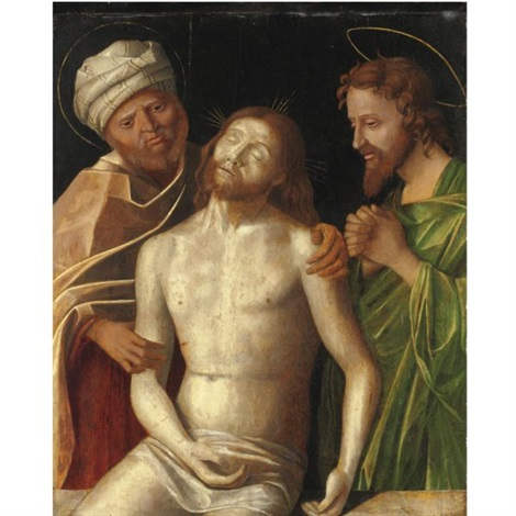 pietà by giovanni bellini