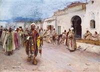 marchand ambulant by gustavo simoni