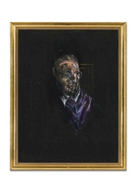study for a head by francis bacon