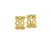 earclips (pair) by buccellati