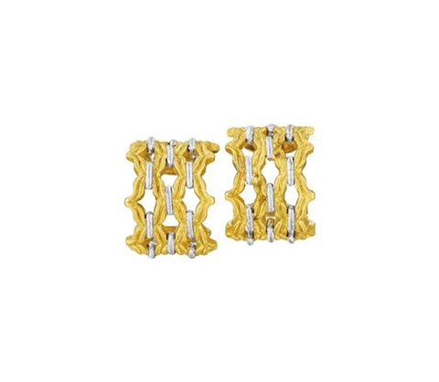 earclips pair by buccellati