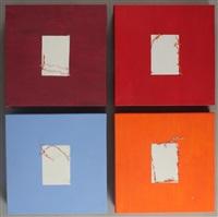 linie u4 (4 works) by eduard lesjak