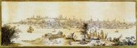 vue générale de kazan by nicolas louis de lespinasse