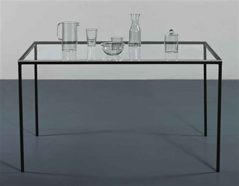 table by charles ray