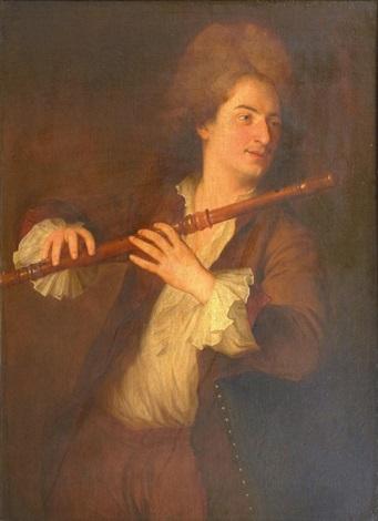 le joueur de flûte by alexis grimou