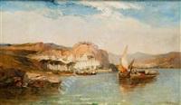 Near Amalfi, Gulf of Salerno, Italy, 1877