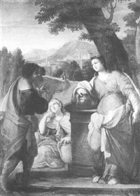 eliezer et rebecca by nicolas colombel