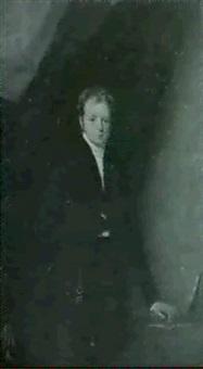 portrait of a gentleman by richard livesay