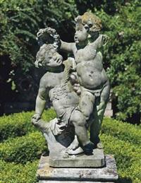 allegorical group by jan pierer van baurscheit