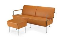 cinema soffa och fotpall (set of 2) by gunilla allard
