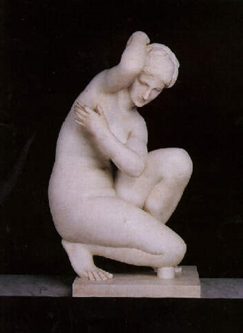 the crouching venus by v livi