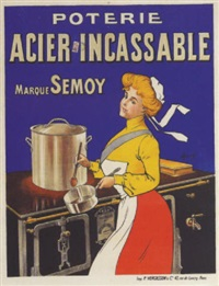 poterie acier incassable by marcellin auzolle