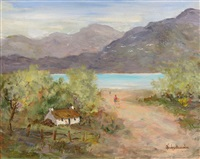 way to the shore, galway by gladys maccabe
