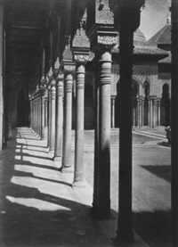 alhambra by j. laurent