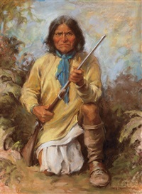 geronimo by harley brown