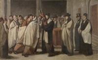 sabbath service by edouard moyse