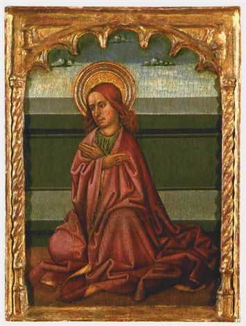 san juan evangelista by juan de la abadia