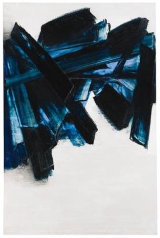 peinture 21 novembre 1959 by pierre soulages