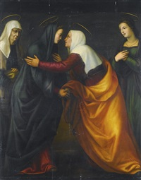 the visitation by mariotto albertinelli